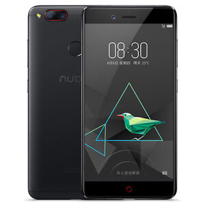 ZTE Nubia Z17 Mini Smartphone Android 6.0 Snapdragon Octa Core GPS Touch ID 64GB