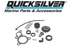 Mercury/Mariner Outboard Thermostat & Poppet Kit (50/55/60