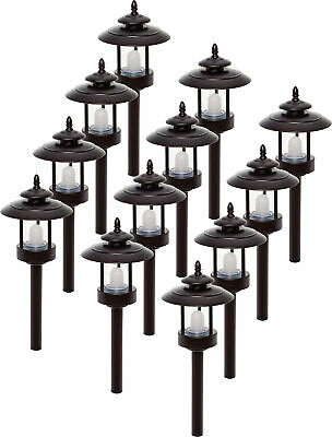 12 Pack Westinghouse Bronze 100 Lumen Low Voltage LED
