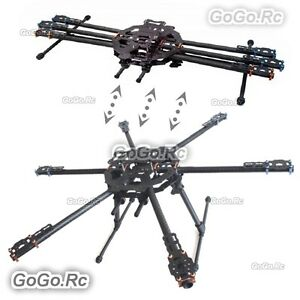 Tarot FY680 Foldable Hexacopter Carbon Fiber 680mm FPV