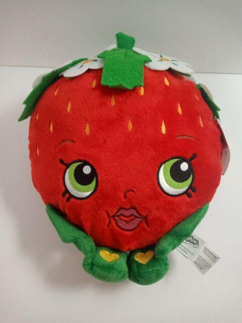 Strawberry Kiss Shopkin : strawberry, shopkin, Shopkins, Plush, Strawberry, Scented, Online