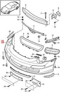 Genuine PORSCHE 911 Carrera 997 Trim primed 99750519105G2L