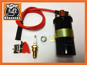 details zu universal car flame thrower kit for single exhaust ideal classic kit car