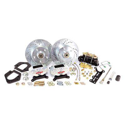 For Chevy Camaro 67-69 Brake Conversion Kit Rallye Series