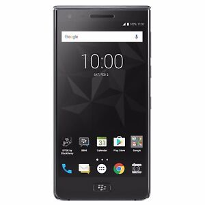"BlackBerry Motion 5.5"" Black 12MP 4/32GB Octa-core Phone USA FREESHIP*"