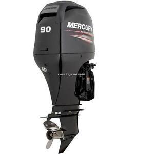 Mercury 75  90HP 4 Stroke Outboard OEM Service Repair
