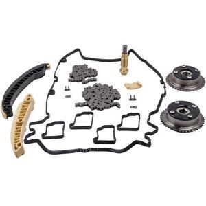 Camshaft Timing Chain Kit Valve Cover Gasket Fit Mercedes
