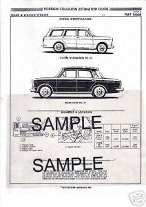 THRU 1964 JAGUAR XK120 XK140 XK150 CHASSIS PARTS LIST GM