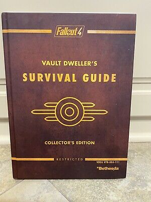 Vault Locations Fallout 4 : vault, locations, fallout, Fallout, Vault, Dweller's, Survival, Guide, Collector's, Edition, Hardcover