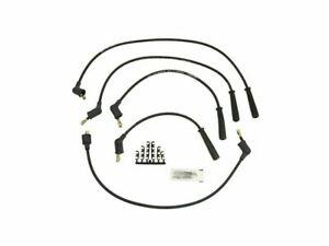 For 1990-1993 Mazda B2200 Spark Plug Wire Set 87424ZZ 1991