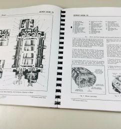 detroit diesel 92 series 6v92 8v92 engine service repair manual ebay [ 1600 x 1200 Pixel ]