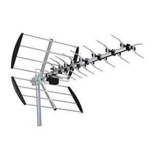 STELLAR LABS 30-2365 Long Range UHF- HDTV 43 Element Yagi