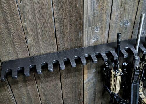 closet gun rack tactical hostler 15 long gun rifle gunsafe semi automatic sporting goods gun storage
