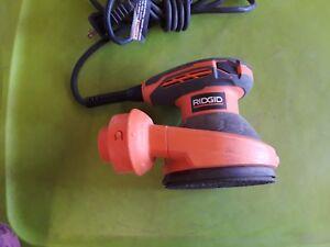 Ridgid R2601 Sander