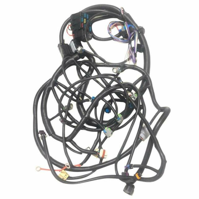 4L60e to 4L80e Plug & Play Adapter Harness Connector for