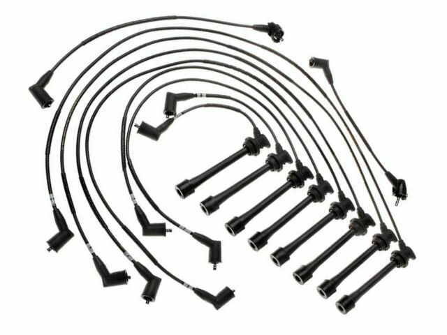 Fits 1992-1997 Lexus SC400 Spark Plug Wire Set Denso