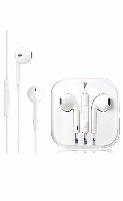 New Authentic OEM Apple Earpods W/ Remote & Mic For iPhone