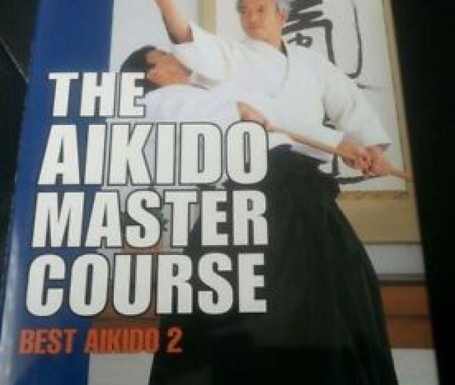 Image Is Loading Aikido Master Course By Moriteru Ueshiba  Hardcover