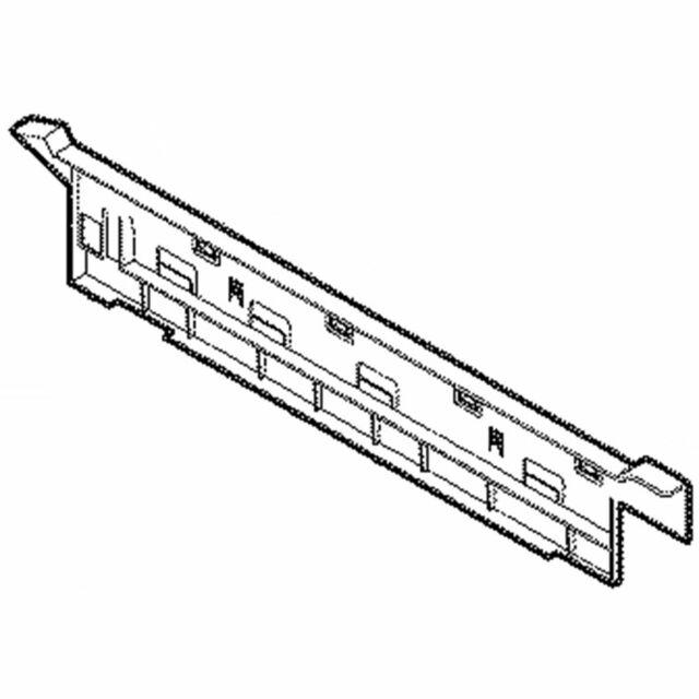 Lg ACQ86548501 Refrigerator Freezer Drawer Rail Cover