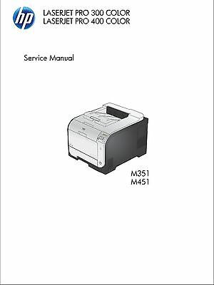 Hp Laserjet P1102 Service Manual : laserjet, p1102, service, manual, LaserJet, M351,, Color, Service, Manual
