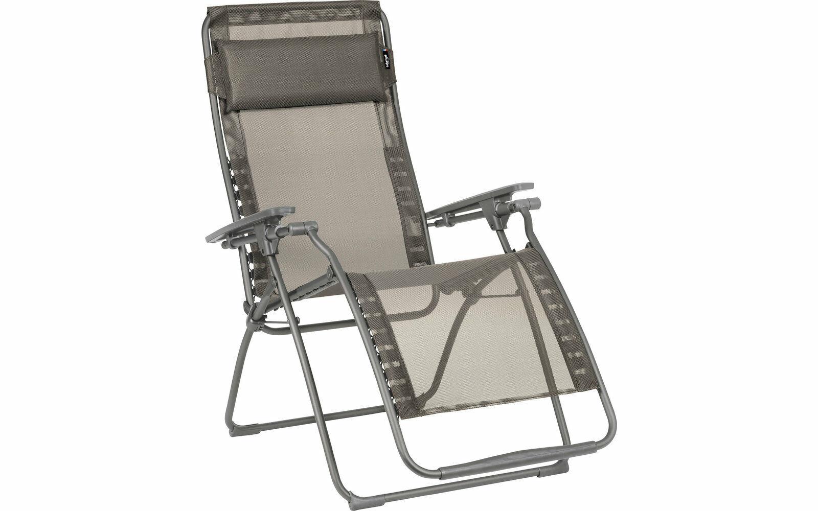 Lafuma Futura Relaxsessel Graphite Faltstuhl Sonnenliege Campingliege B-Ware