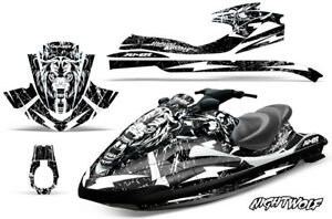 Jet Ski Graphic Kit Decal Wrap For Yamaha Wave Runner