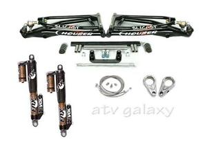 HOUSER + FOX FLOAT 3 EVOL RC2 MX LONG TRAVEL SUSPENSION