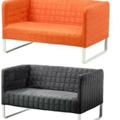 Ikea Klippan Sofa Cover Red Console Table Height Behind Orange The 20 Best For My ...