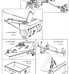massey ferguson mf12 lawn and garden tractor parts manual mf 12 lgt mtd 46 belt diagram 64l belt diagram [ 1158 x 1600 Pixel ]