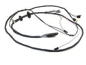 1968 Camaro & Firebird Power Window Door Wiring Harness LH