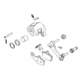 Brake Caliper Rebuild Kit For 1988 Yamaha FZR750R Street