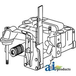 1683301M92 Pump, Hydraulic Lift Fits Massey Ferguson 20C