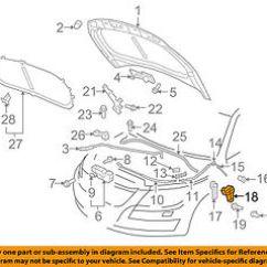 Vw Eos Parts Diagram Kawasaki Jet Ski Volkswagen Oem 05 14 Jetta Hood Handle Bracket 1k1823633b Ebay Image Is Loading