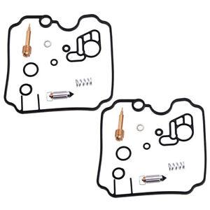 2Set Carburetor Repair Kit Fit For Yamaha XJ600N/XJ600S