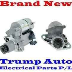 Brand New Toyota Camry Engine Konsumsi Bbm All Alphard Starter Motor For Acv36r 2az Fe 2 4l Image Is Loading