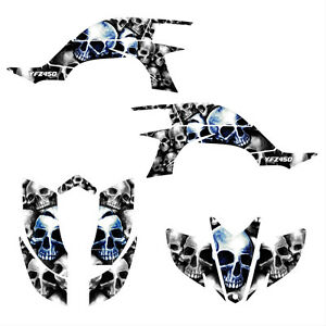 Yamaha YFZ 450 graphics 2003 2004 2005 2006 2007 2008