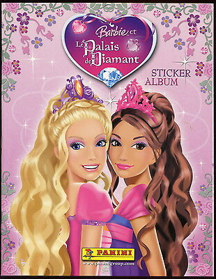 Barbie Et Le Palais De Diamant : barbie, palais, diamant, Album....Panini...BARBIE, PALAIS, DIAMANT