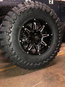 Dodge Ram 2500 Take Off Wheels : dodge, wheels, Mayhem, Rampage, Wheel, Package, Dodge