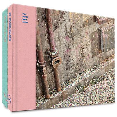BTS-[Wings:You Never Walk Alone] 2 Ver SET CD+BTS Poster+PhotoBook+Card+Gift | eBay