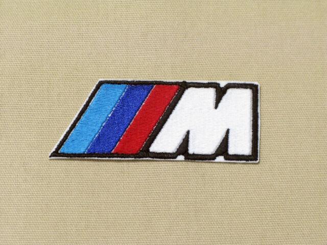bmw m logo badge