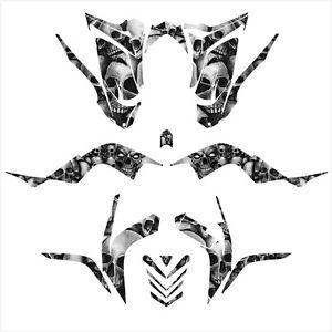 Raptor 700 graphics 2006 2007 2008 2009 2010 2011 2012