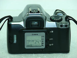 Canon EOS Rebel K2 35mm SLR Film Camera Body Only with