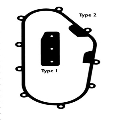 Chaincase Cover Seal For 1998 Yamaha PZ480 Phazer SS