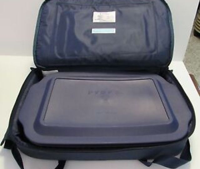 Image Is Loading Pyrex Portables  Qt Bakeware Set