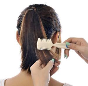 razor hair cutting thinning b double razor blade haircuts hairdressing tools ebay