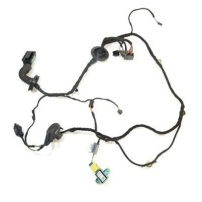 2015 09-16 AUDI A5 S5 RS5 B8 FRONT RIGHT DOOR WIRE WIRING