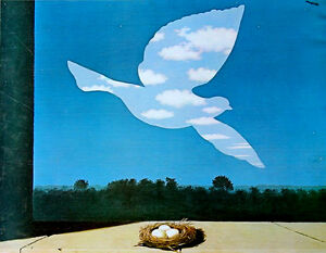 details about rene magritte