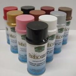 Repair Kit For Leather Sofa Chair And A Half Bed Brillo Shoe Color Spray Paint/dye & Vinyl ...