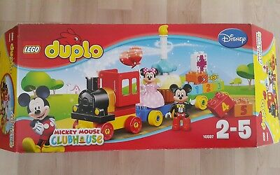 Lego Duplo 10597 Mickey Mouse Clubhouse Geburtstagsparade   eBay