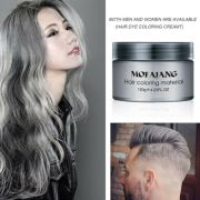 mofajang dye unisex grey hair color